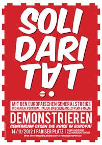 Flyer Aktionstag 14.11.2012